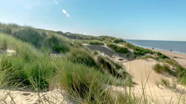Sandbank Beach Timelapse video