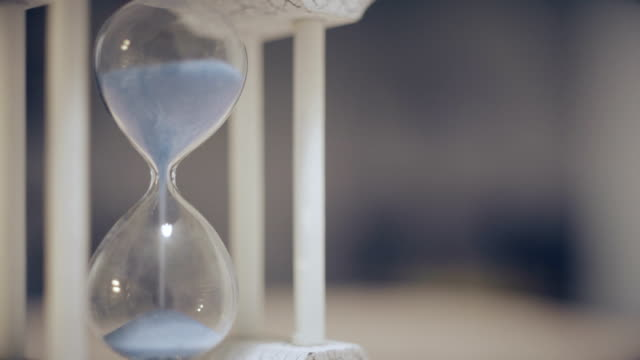 Sandglass Background 4K video