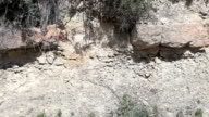 Sandstones and clays from Barcelona province video