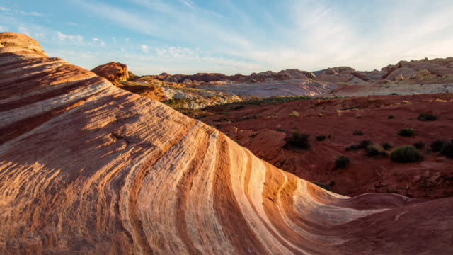 T/L 8K Sandstones at Pariah in Arizona video