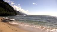 Sandy Beach on Kauai video