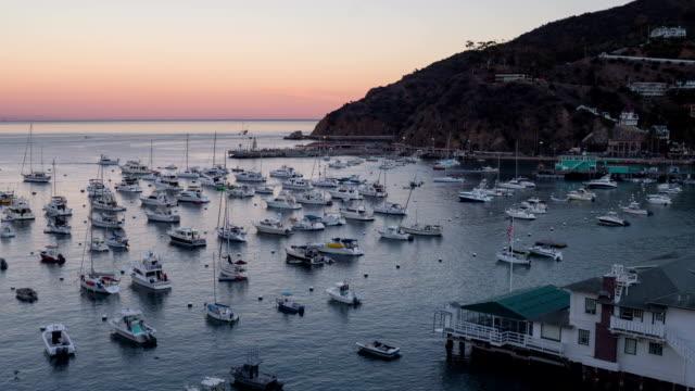 Santa Catalina Island Time Lapse video
