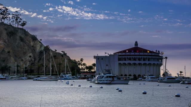 Santa Catalina Island Time Lapse Video video