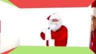 Santa Christmas MONTAGE video