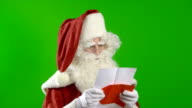 Santa Claus Doesn't Agree video