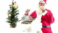 HD : Santa Claus & Snooze video