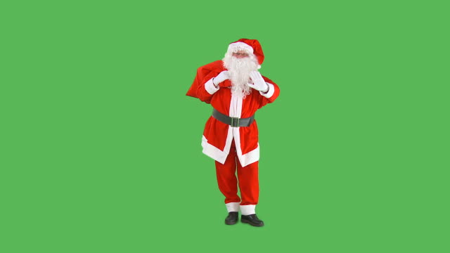 HD: Santa Claus video