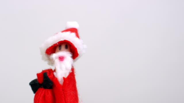 Santa finger concept video