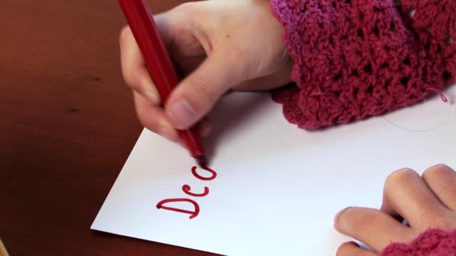 Santa Letter video