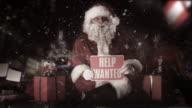 Santa NYC video