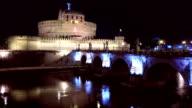 Sant'Angelo Castle time lapse video video