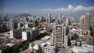 Santiago, Timelapse video