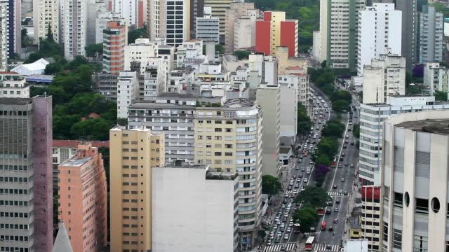 Sao Paulo city video