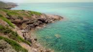 Sardinia Mediterranean Sea video