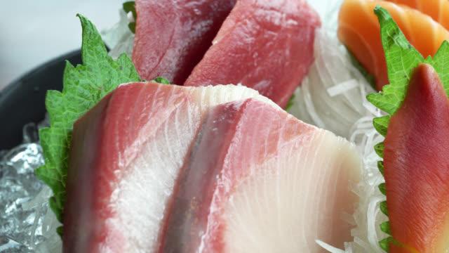 4K Sashimi video
