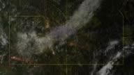 satelite view video