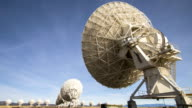 Satellite Array - VLA video