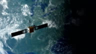 Satellite in Orbit 2 video