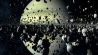 Saturnus ring video