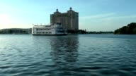 Savannah riverboat video