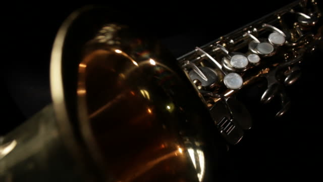 Saxophone Abstract video