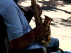 Saxophone Fingers video