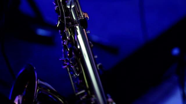 Saxophone video