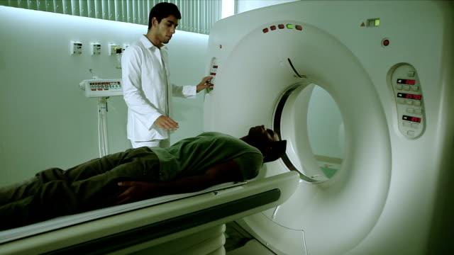 MRI Scan video