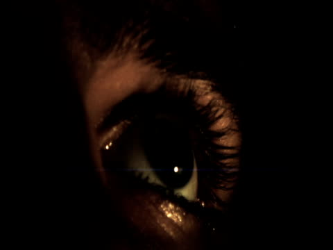 PAL: Scared Eye video