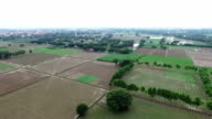 Scenic view of beautiful village video