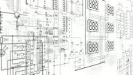 Schematic drawing video
