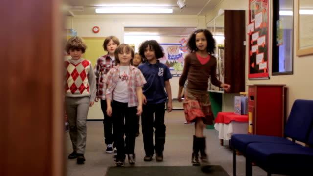 School break time video