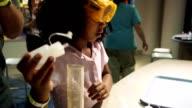 School Science Lab video