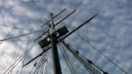 Schooner Mast. video