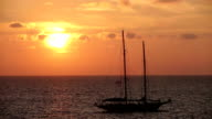 Schooner Sailboat video