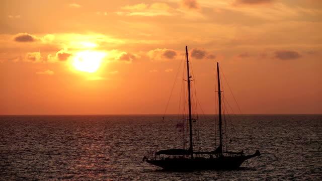 Schooner Sailboat video
