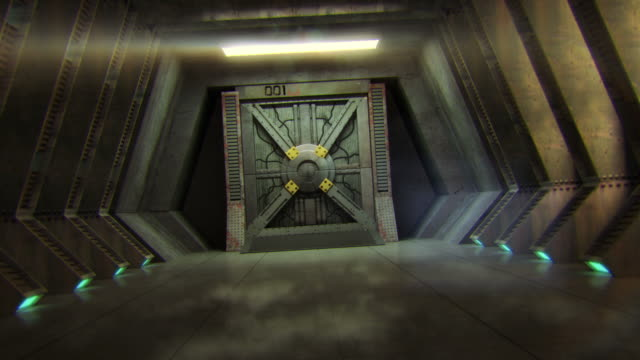 Science Fiction Gate video
