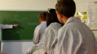 Science Lecture Panning video