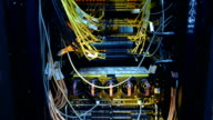 Scientific servers Horizontal trail video