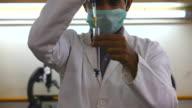 Scientist video