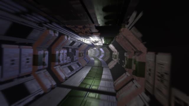 Sci-Fi Corridor video