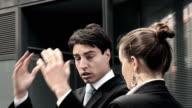HD SLOW-MOTION: Scolding Businessman video