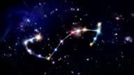 08 Scorpio Horoscopes space track in video