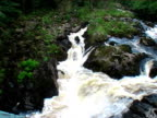 Scottish Waterfall video