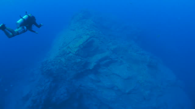 Scuba diving in Mexico video