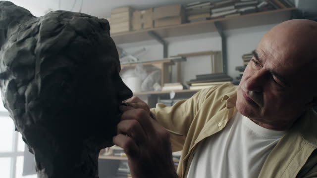 Sculptor video