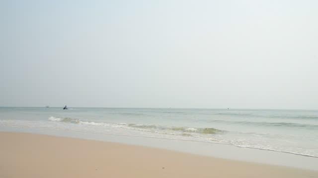 Sea and beach video