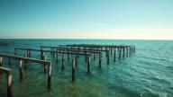 Sea background video