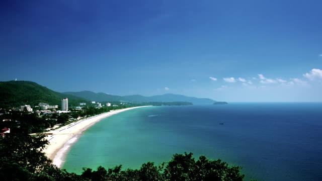 sea in Phuket video