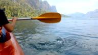 Sea Kayaker video